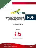 IEB- 1086-19-01 GERENCIAMIENTO DE ALARMAS DEL SCADA ELECTRICO DE LA REFINERIA DE CARTAGENA (Final).pdf