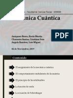 Mecánica Cuántica ppt