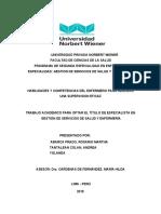 HABILIDADES Y COMPETENCIAS DEL ENFERMERO PARA REALIZAR UNA SUPERVISION EFICAZ.doc