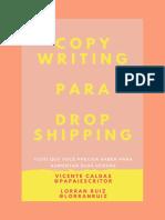 Copywriting para Dropshipping - @papaiescritor part. @lorranruiz