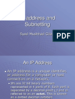 IP and subnetting.ppt