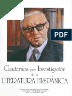 AA.VV. - Cuadernos de investigación sobre la literatura hispánica. Incluye García Sobre Recuerdo de la muerte de Bonasso.pdf