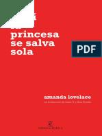 La autosalvación de la princesa