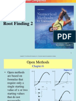 Root Finding 2