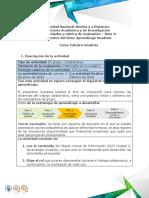 Guía de actividades y rúbrica de evaluación Reto 3