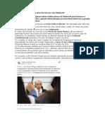 Keiko Fujimori reingresa a cárcel de Lima por caso Odebrecht