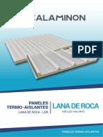 Paneles LDR Calaminon