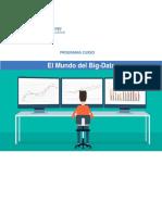 Programa El Mundo del Big-Data PUC