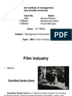 MIS(Film Industry)