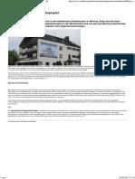 Traditionshotel weicht Wohnprojekt - volksfreund 2013