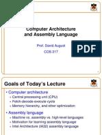 17 Computer Architecture