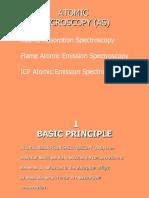 Atomic Absorption & Emission (1)