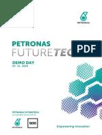 PETRONAS FUTURETECH Demo Day