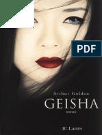 Geisha Golden Arthur