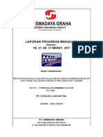 WEEKLY- 10  PROGRESS PAKET  III  PH II  ( 21  SD  27 MARET  17 ).xlsx