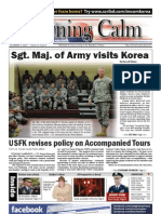 Morning Calm Korea Weekly, Dec. 3, 2010
