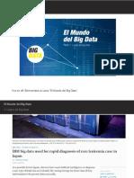 Mundo del big Data_lógica del big data