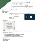 GUIA COMPRENSION DE LECTURA 11 2020