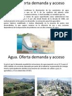 Agua, energia y medio ambiente 2018