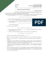 I Parcial II-09