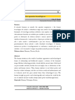 A provocação dos aparatos tecnológicos - Simondon.pdf