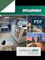 Catálogo Luminarias LED 2018