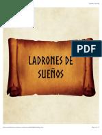 Ladrones de Sueños-D&D