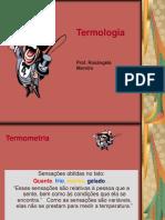 Termologia-Dilatação Térmica - rev