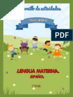 Lengua Materna. Español - Alumno
