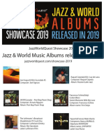 JazzWorldQuest-Showcase 2019 Streaming