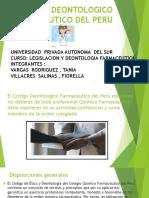 CODIGO DEONTOLOGICO FARMACEUTICO DEL PERU.pptx
