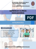 SEMINARIO N° 03 - Gestión clínica