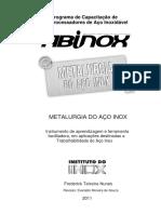 Apostila Metalurgia do Aço Inox