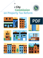 NYC Commission on Property Tax Reform Preliminary Report