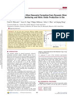 New Perspectives on Silver Nanowire Formation