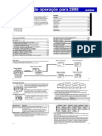 Manual Casio DBC-32