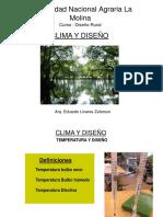 5 Clima y Diseño