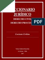 Diccionario JurÃ_dico Corriente Civilista.pdf