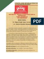 El Portafolio Digitalcomo Metodo Alternativo en La Evaluacion Docente[1]