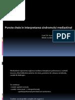 Puncte cheie in interpretarea sindromului mediastinal (Fundeni 2013).ppt