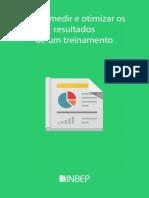 E-book medir e otimizar resultados de treinamento