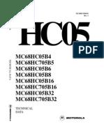 MC68HC05B4