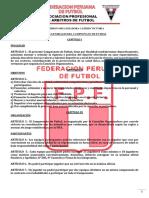 BASES FUTBOL VICTORIA