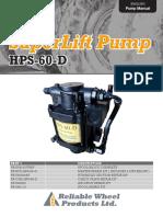 HPS-60-D Manual