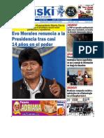 Diario Chaski 11 09 2019
