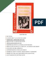 """Revista """"Contradicción"""", No. 2. Colombia"""