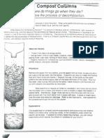 9th Grade Biology Lessons - Emerson Compost Columns