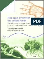 Por que creemos en cosas raras - Michael Shermer