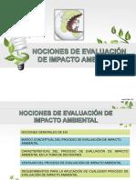 1 NOCIONES DE EVALUACIÓN DE IMPACTO AMBIENTAL