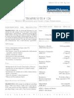 TRAFFICOTE126
